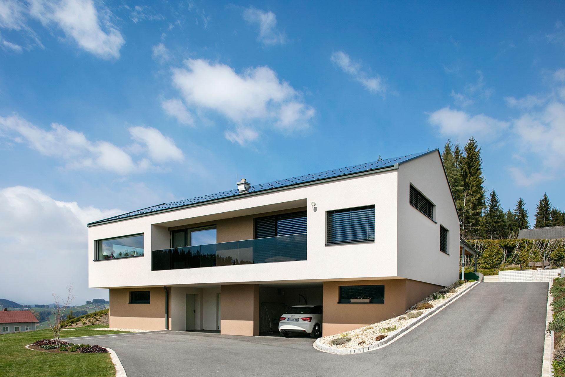 Energieautarkes Landhaus Kaltenegger Und Partner Architekten